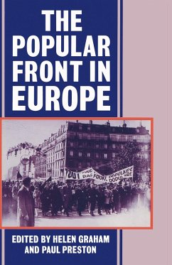 The Popular Front in Europe - Graham, Helen / Preston, Paul