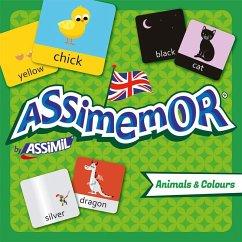 Assimemor, Animals & Colours (Kinderspiel)