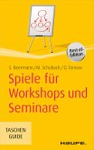 Spiele für Workshops und Seminare (eBook, ePUB)