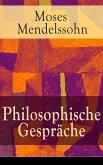 Philosophische Gespräche (eBook, ePUB)