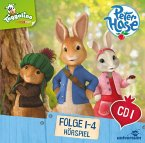 Peter Hase, 1 Audio-CD