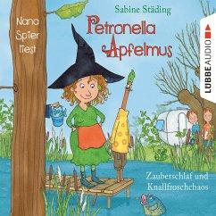 Zauberschlaf und Knallfroschchaos / Petronella Apfelmus Bd.2 (MP3-Download) - Städing, Sabine