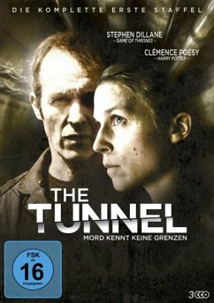 The Tunnel - Mord kennt keine Grenzen: Die komp...