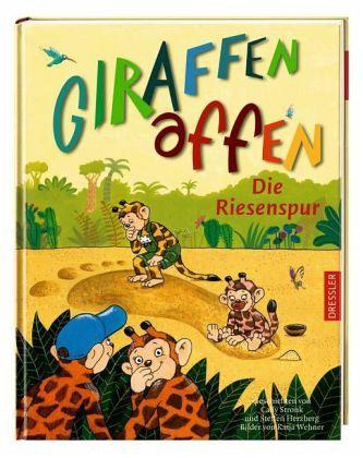 Buch-Reihe Giraffenaffen von Stronk & Herzberg