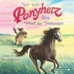 Das Pferd der Prinzessin / Ponyherz Bd.4 (MP3-Download) - Luhn , Usch
