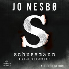 Schneemann / Harry Hole Bd.7 (MP3-Download) - Nesbø, Jo