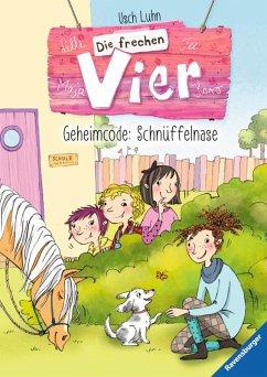 Geheimcode: Schnuffelnase / Die frechen Vier Bd.4