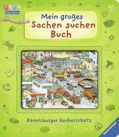 Mein großes Sachen Suchen Buch - Gernhäuser, Susanne