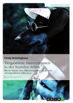 Tiergestützte Interventionen in der Sozialen Arbeit (eBook, ePUB)