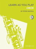 Learn as you Play Oboe, w. Audio-CD