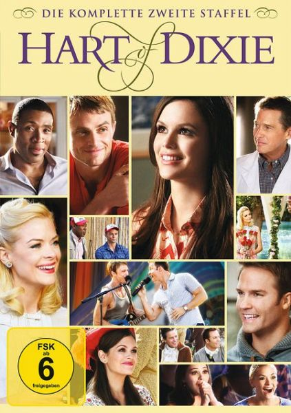 hart of dixie staffel 5