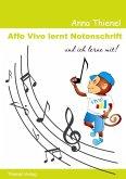 Noten lernen kinderleicht: Affe Vivo lernt Notenschrift und ich lerne mit!