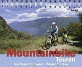 Mountainbike Touren Gardasee Südwest - Valvestino See