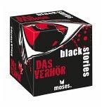 Moses MOS90016 - Black Stories, Das Verhör, Kartenspiel