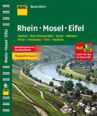 ADAC Wanderführer Rhein Mosel Eifel plus Gratis Tour App