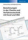 Berechnungen in der Chemie und Verfahrenstechnik mit Excel und VBA (eBook, ePUB)