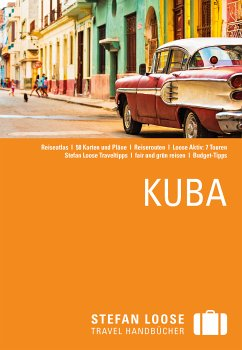 Stefan Loose Reiseführer Kuba (eBook, ePUB) - Krüger, Dirk