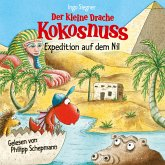 Der kleine Drache Kokosnuss - Expedition auf dem Nil (MP3-Download)