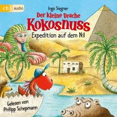 Der kleine Drache Kokosnuss - Expedition auf dem Nil (MP3-Download) - Siegner, Ingo