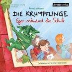 Egon schwänzt die Schule / Die Krumpflinge Bd.3 (MP3-Download)