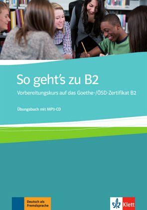So Gehts Zu B2 übungsbuch Mp3 Cd Von Uta Loumiotis Adalbert