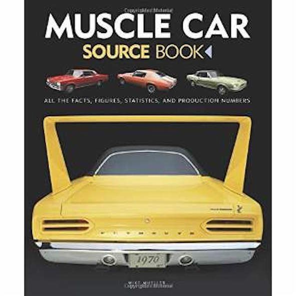 muscle car source book von mike mueller englisches buch. Black Bedroom Furniture Sets. Home Design Ideas