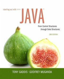 Starting Out with Java - Gaddis, Tony; Muganda, Godfrey