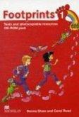 Footprints 1 Photocopiables CD ROM International