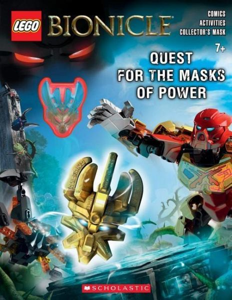 Quest For The Masks Of Power Lego Bionicle Activity Book 1 Von