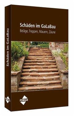 Schäden im GaLaBau - Beläge, Treppen, Mauern, Z...