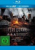 Firequake - Die Erde fängt Feuer (Blu-ray 3D)