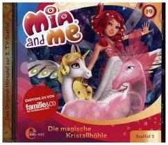 Mia and me - Magische Kristallhöhle, Audio-CD