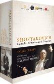 Schostakowitsch, Dimitri - Complete Symphonies & Concertos (8 Discs)