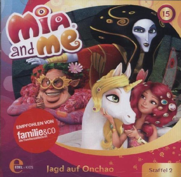 mia and me jagd auf onchao audio cd h rbuch. Black Bedroom Furniture Sets. Home Design Ideas