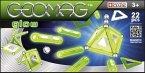 Geomag Panels glow 22-tlg.