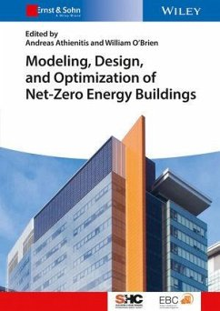 Modelling, Design, and Optimization of Net-Zero Energy Buildings (eBook, ePUB)