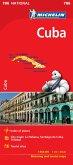 Michelin Karte Kuba