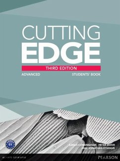 Cutting Edge Advanced New Edition Students' Book and DVD Pack - Bygrave, Jonathan; Cunningham, Sarah; Moor, Peter