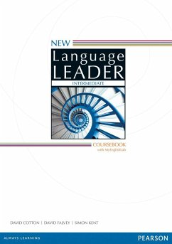 New Language Leader Intermediate Coursebook with MyEnglishLab Pack - Cotton, David