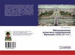 Migracionnaya politika sovremennoj Francii (2000-2011gg.) - Bandrina, Alexandra