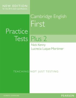 Cambridge First Practice Tests Plus New Edition Students' Book with Key - Kenny, Nick; Luque-Mortimer, Lucrecia