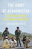 The Army of Afghanistan