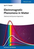 Electromagnetic Phenomena in Matter (eBook, PDF)