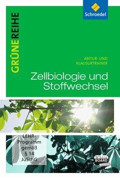 Zellbiologie und Stoffwechsel, CD-ROM / Grüne R...