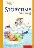 Storytime 3 - 4. Activity Book 4