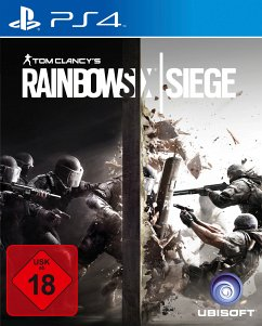Tom Clancy´s Rainbow Six Siege (PS4)