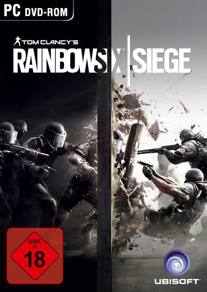 Tom Clancy's Rainbow Six Siege (PC)