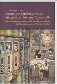 Deutsche Literatur vom Mittelalter bis zur Romantik (Mängelexemplar)
