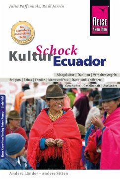 Reise Know-How KulturSchock Ecuador (eBook, ePUB) - Paffenholz, Julia; Jarrín, Raúl