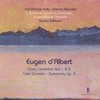 Klavierkonzerte 1 & 2/Cellokonzert/Sinfonie Op